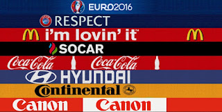 Adboards Euro 2016 Pes 2013