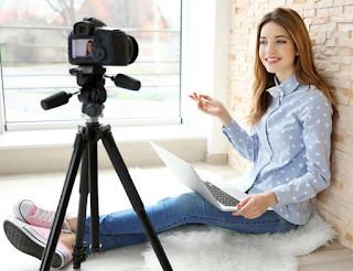 memilih kamera vlogging untuk youtuber pemula