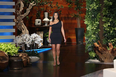 Kim speaks to Ellen about her Paris robbery attack, says it was meant to teach her a lesson