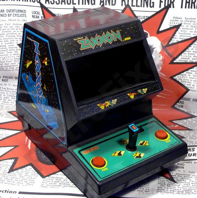 Restoring Zaxxon TableTop Mini Arcades | RetroFixes