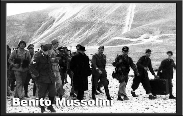 Sejarah Pembebasan Benito Mussolini
