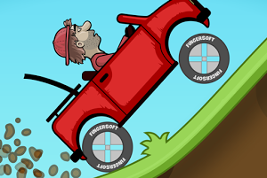 Hill Climb Racing MOD Apk Unlimited Coin
