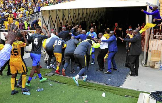 Chiefs appeal against fan violence punishment