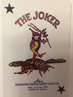 Bee Joker by New York Consolidated Card Co.