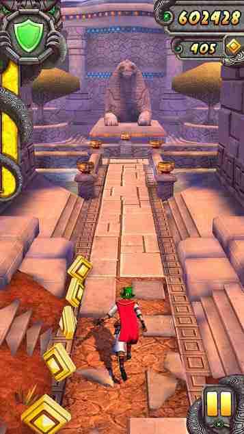Temple Run 2 Hacked Apk
