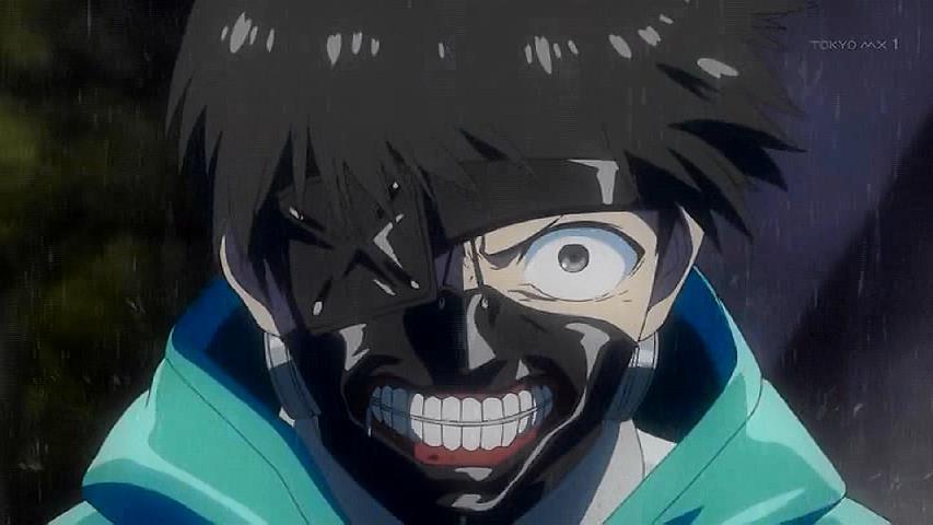 Taliesin meets the vampires: Vamp or Not? Tokyo Ghoul