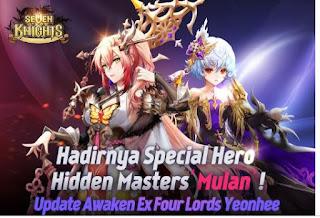 Seven Knight Update Baru Awaken Yeonhee
