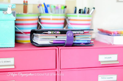 5 Posts to Inspire Your Filofax Setup Organization