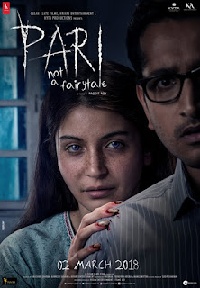 Pari First Look Poster