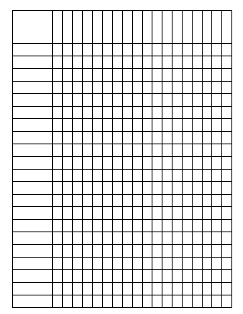 Blank Homework Checklist Template Free Printables And Worksheets Forms For Clroom Management More
