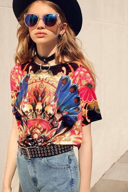 Moda primavera verano 2017: Colección Complot ropa de mujer primavera verano 2017 estilo juvenil.