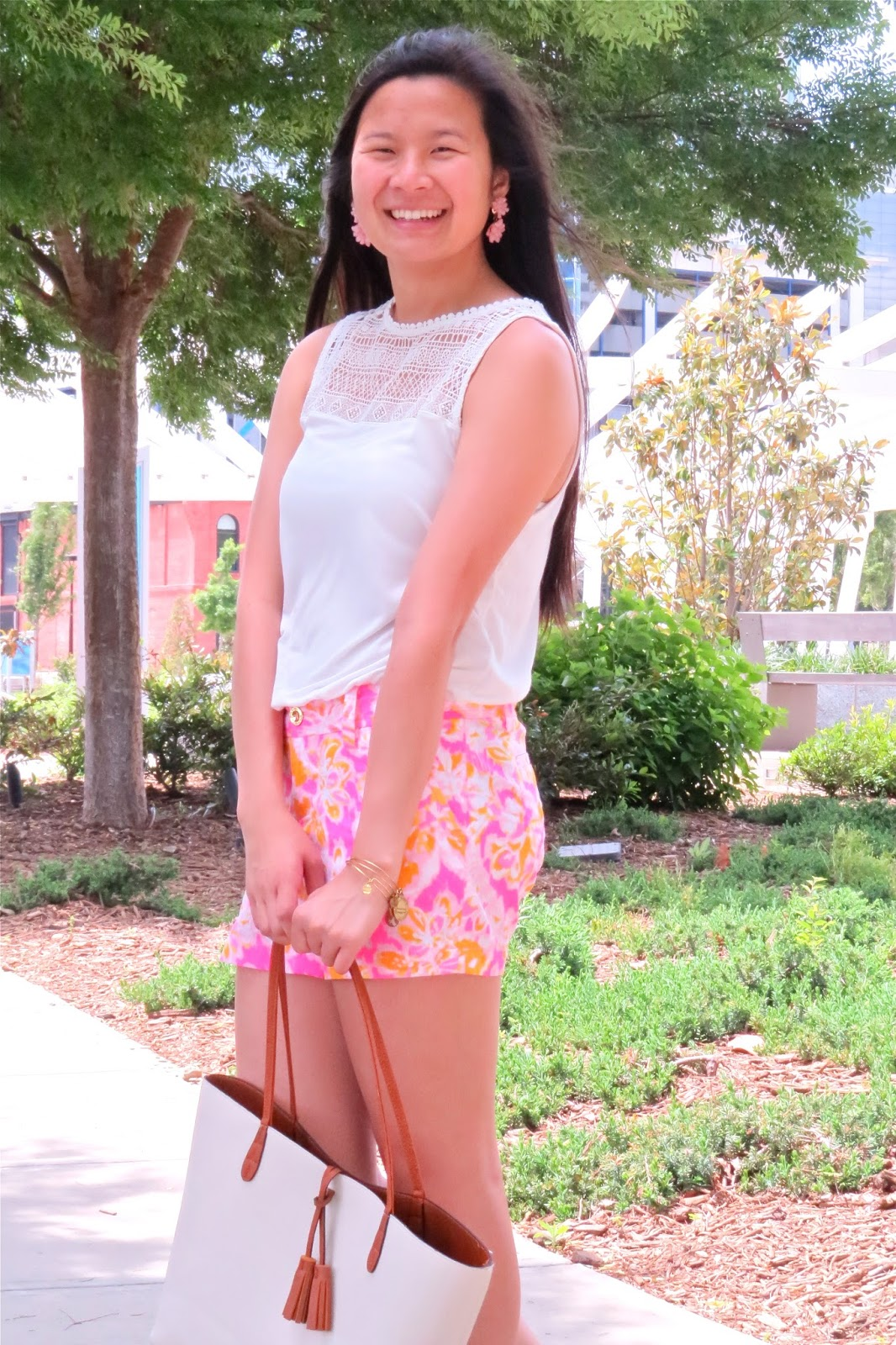 Lilly_Pulitzer_shorts