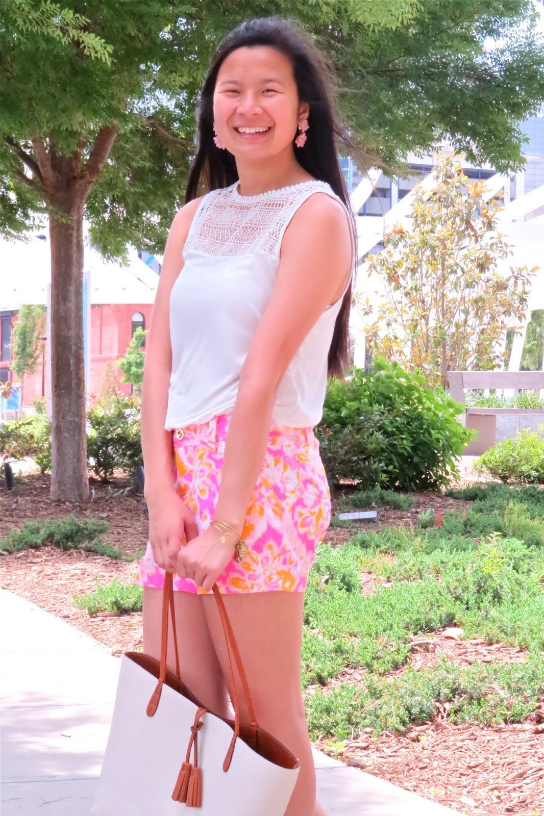 Lilly_Pulitzer_shorts