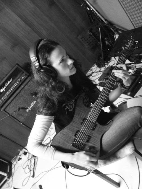 Ladies of Metal: Cindy Goloubkoff (Scars On Murmansk), Ladies of Metal, Cindy Goloubkoff, Scars On Murmansk