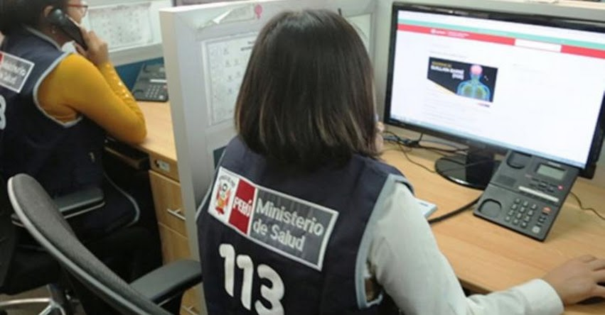 CORONAVIRUS EN PERÚ: Suspenden 325 líneas telefónicas por llamadas falsa al 113 de Covid-19