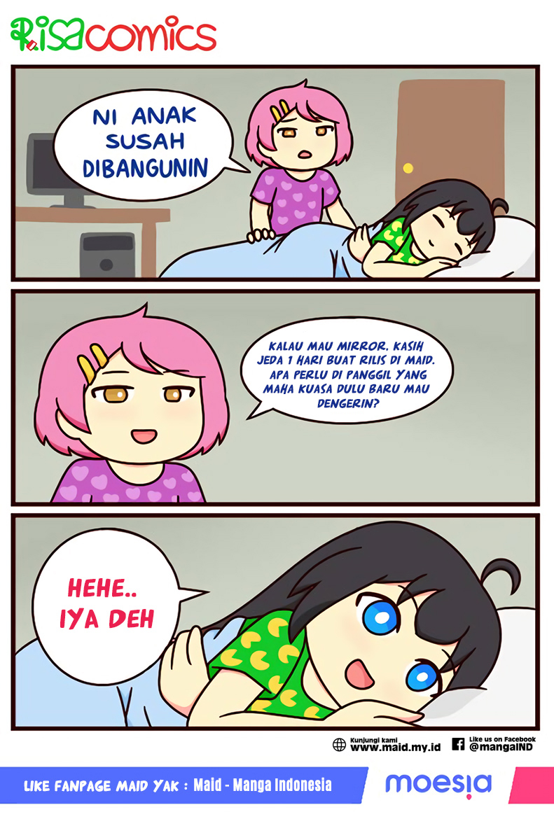 Baca Komik Usagi-moku Shachiku-ka Bahasa Indonesia Chapter 01 - Kintamaindo
