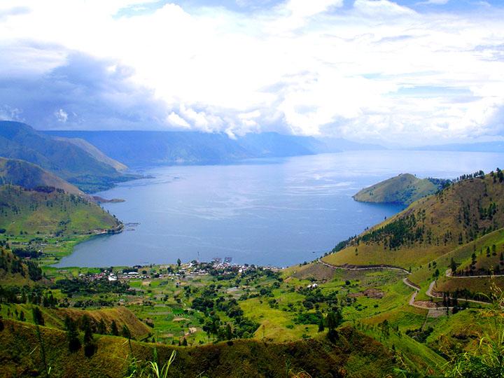 Gambar Danau Toba Sumatera Utara
