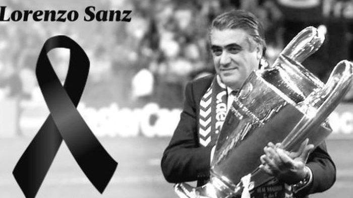 Mantan Presiden Real Madrid Lorenzo Sanz Meninggal karena Virus Corona