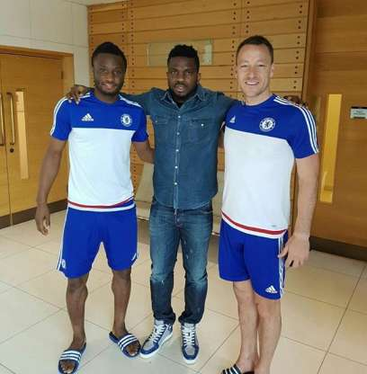Terry, Rooney, Henry, Others To Attend Joseph Yobo's Testimonial Match