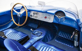 Chevrolet Corvette SR2 Interior Cabin Picture