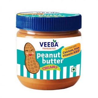 The Tasty Delectable Peanut Butter from Veeba is Here!