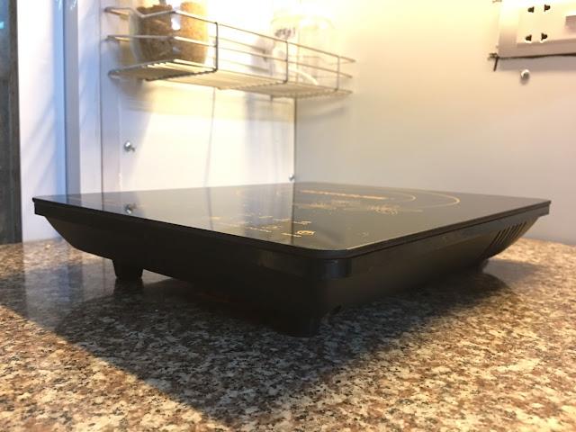 Review, đánh giá bếp điện từ Sunhouse SHD6800