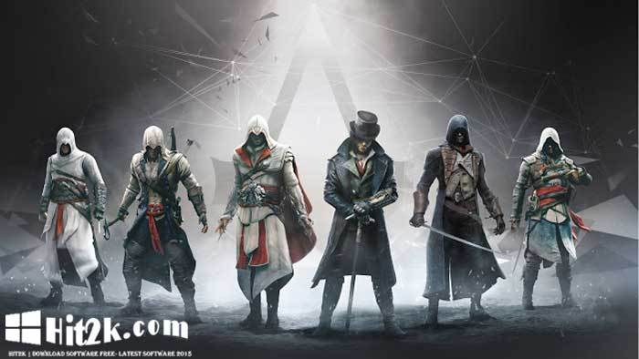 Assassin's Creed 1 Game PC Free Download Full Version