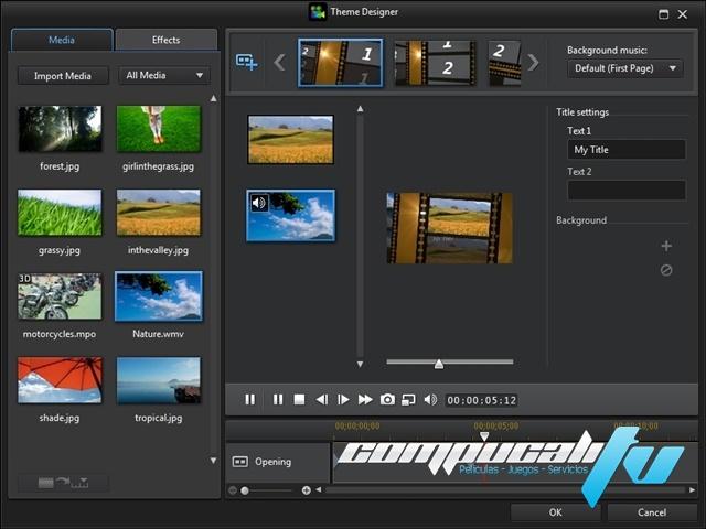 Cyberlink Director Suite 2 Full Español