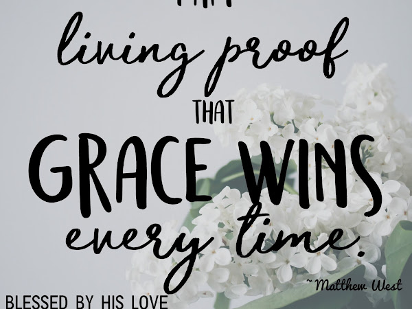 {#gracewins series}: Sobriety Wins