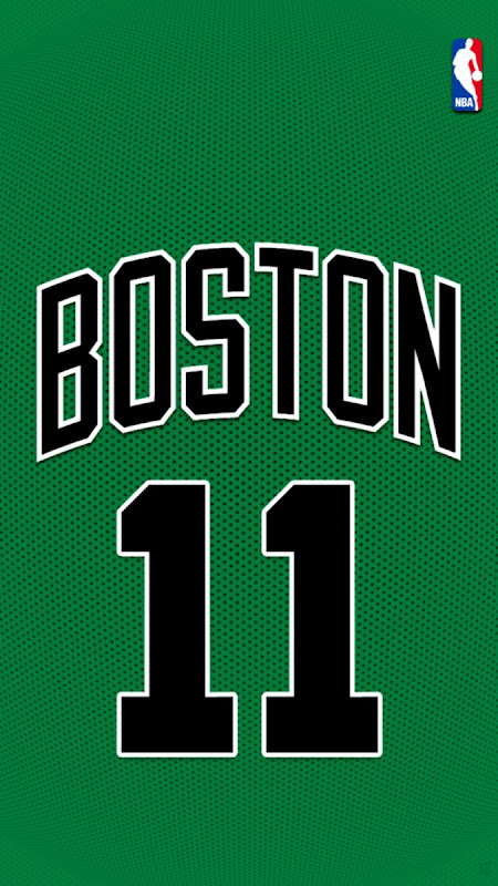 Boston Celtics Iphone Wallpaper Wallpapers Library