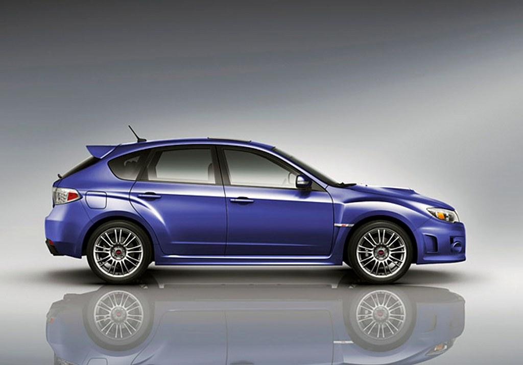 Car Models Com Subaru Impreza Wrx Sti 2011