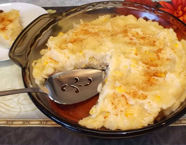 The Desert Cook: Potato Peel Pie