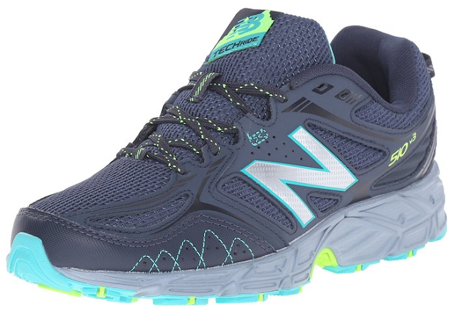 New Balance WT510V3 Trail Running Shoes for only $40 (reg $70)!