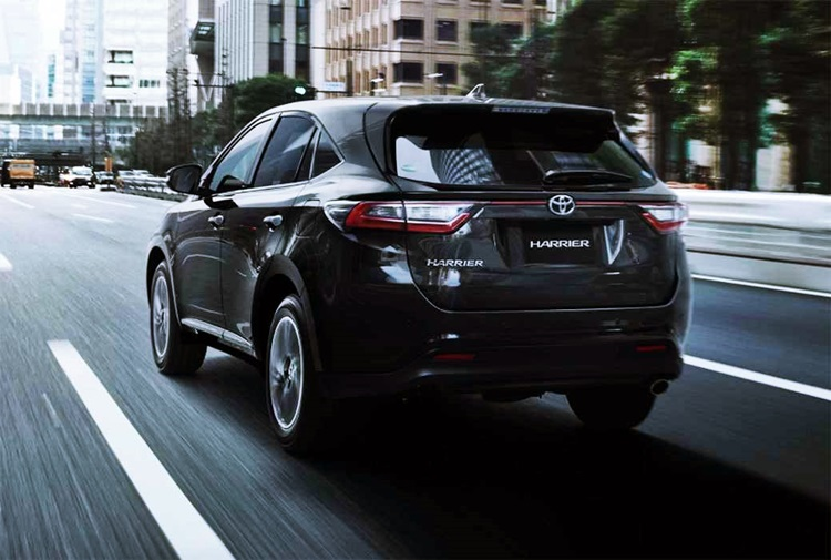 2019 Toyota Harrier Review, Specs, Price & Models
