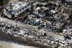 Estragos-Furacao-Mathew-Haiti