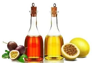 Olio di maracujá o di frutto della passione, o passiflora