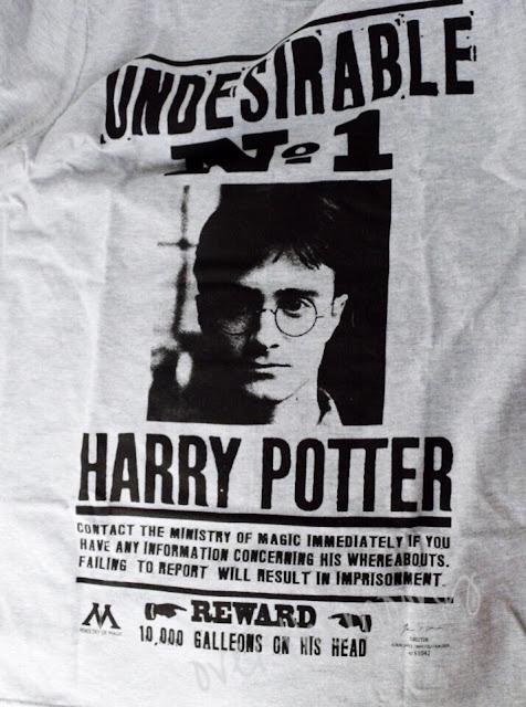 Geek Gear Harry Potter Unboxing