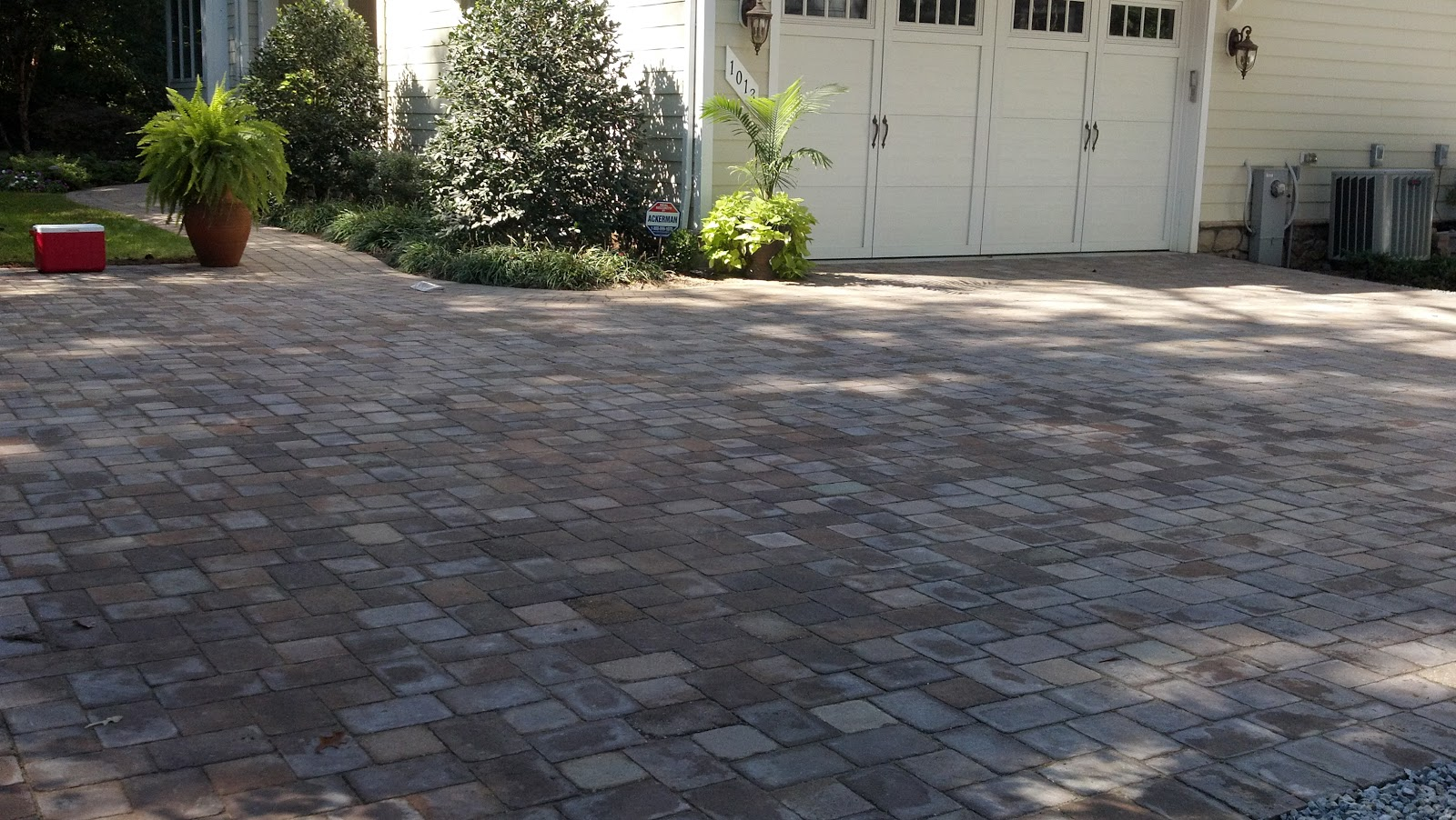 Ep Henry Coventry Paver Driveway Life Time Pavers