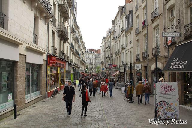 Rue de Verdun, Nantes