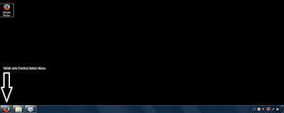 Cara disable tombol start menu pada windows 7