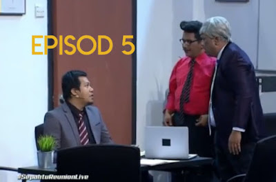 Sepahtu Reunion Live 2019 Episod 5 Full