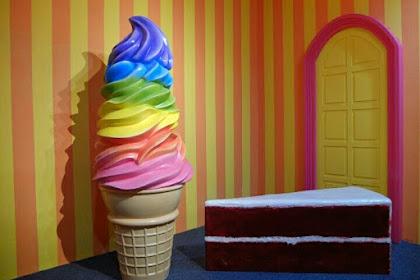 Harga Tiket Masuk & Lokasi Ice Cream World Jogja, Wisata Instagramable Di Jogja