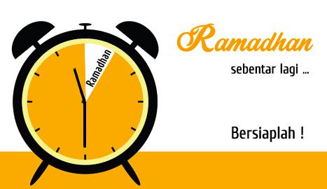 '10 Nasehat Sebelum Ramadhan'