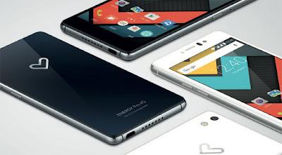 Smartphone Energy Sistem PhonePro4GNavy
