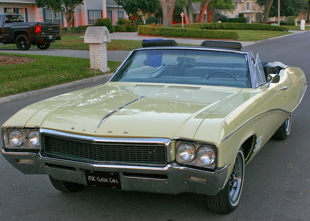 All American Classic Cars: 1968 Buick Skylark Custom 2