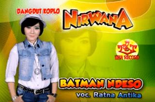 Lirik Lagu Batman Ndeso