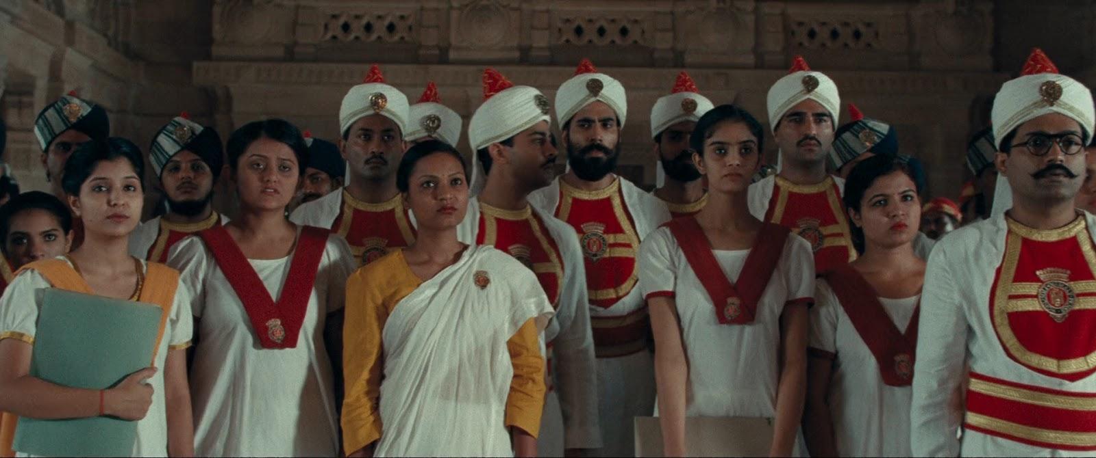 El Último Virrey de la India (2017) 1080p Latino - Ingles captura 4