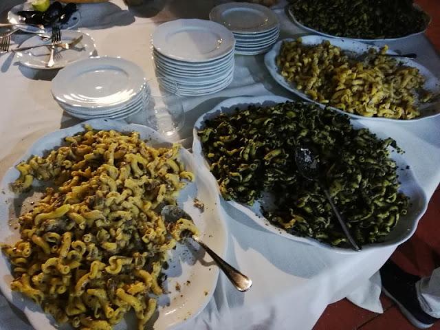 primi piatti con tartufo
