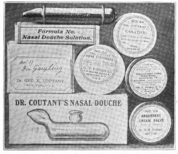 Dr Coutant Nasal Douche