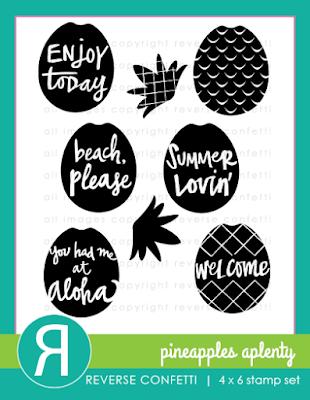 pineapples aplenty